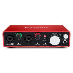 Focusrite 2i2 2ND GEN