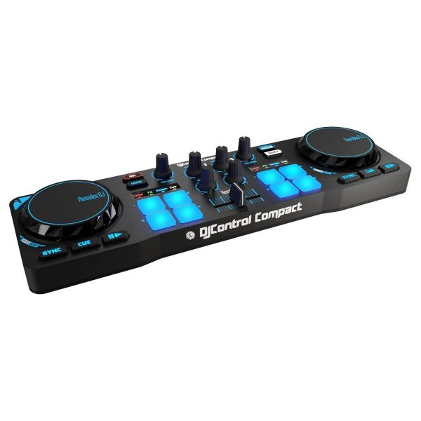 COMPACT DJ CONTROLLER 1