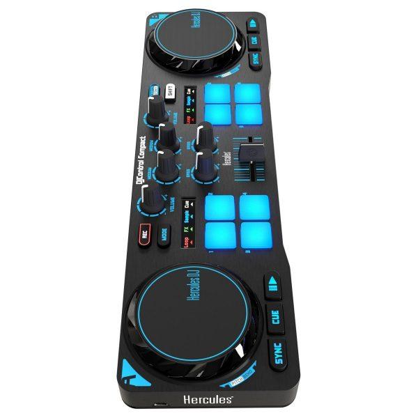 COMPACT DJ CONTROLLER 2