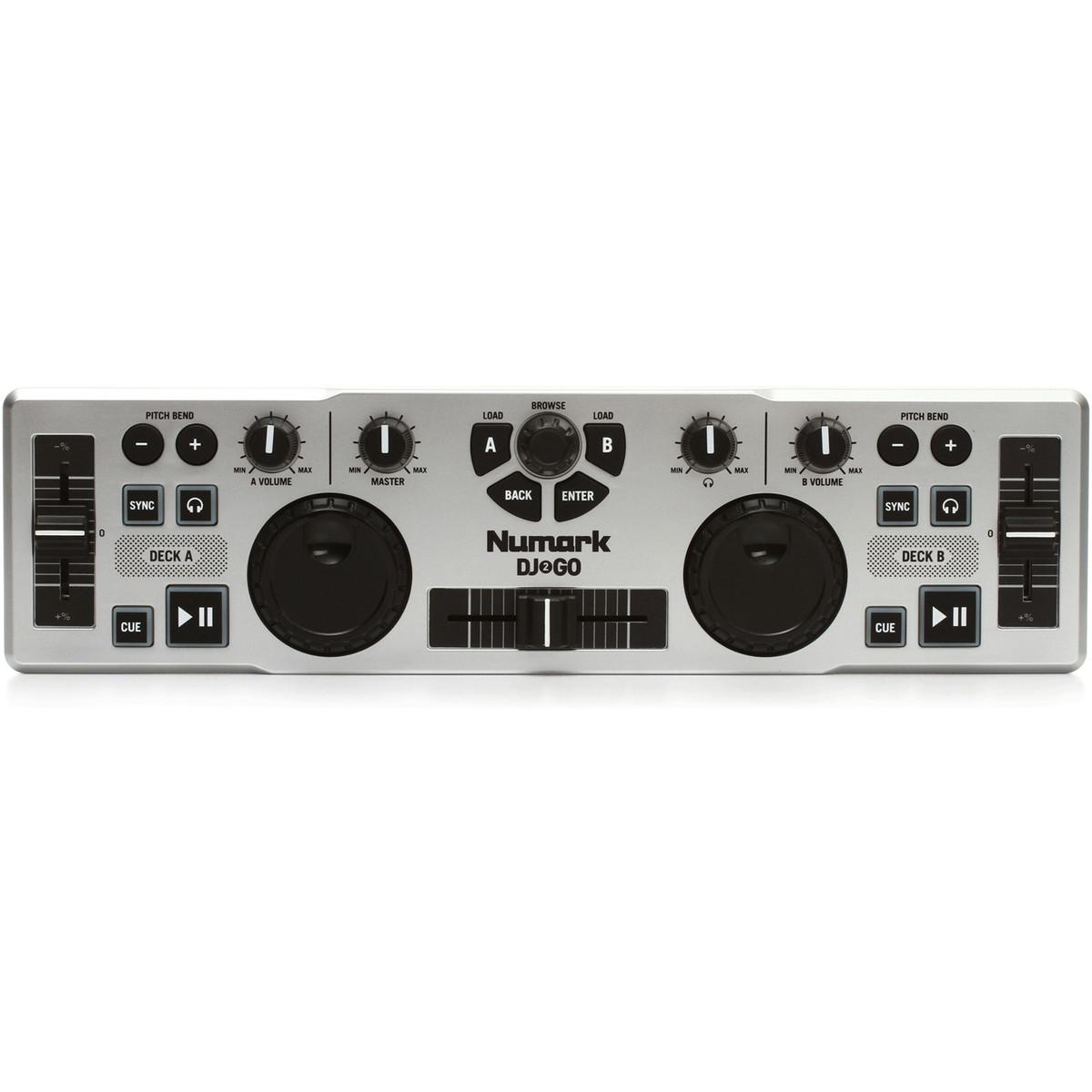 DJ 2 GO FRONT