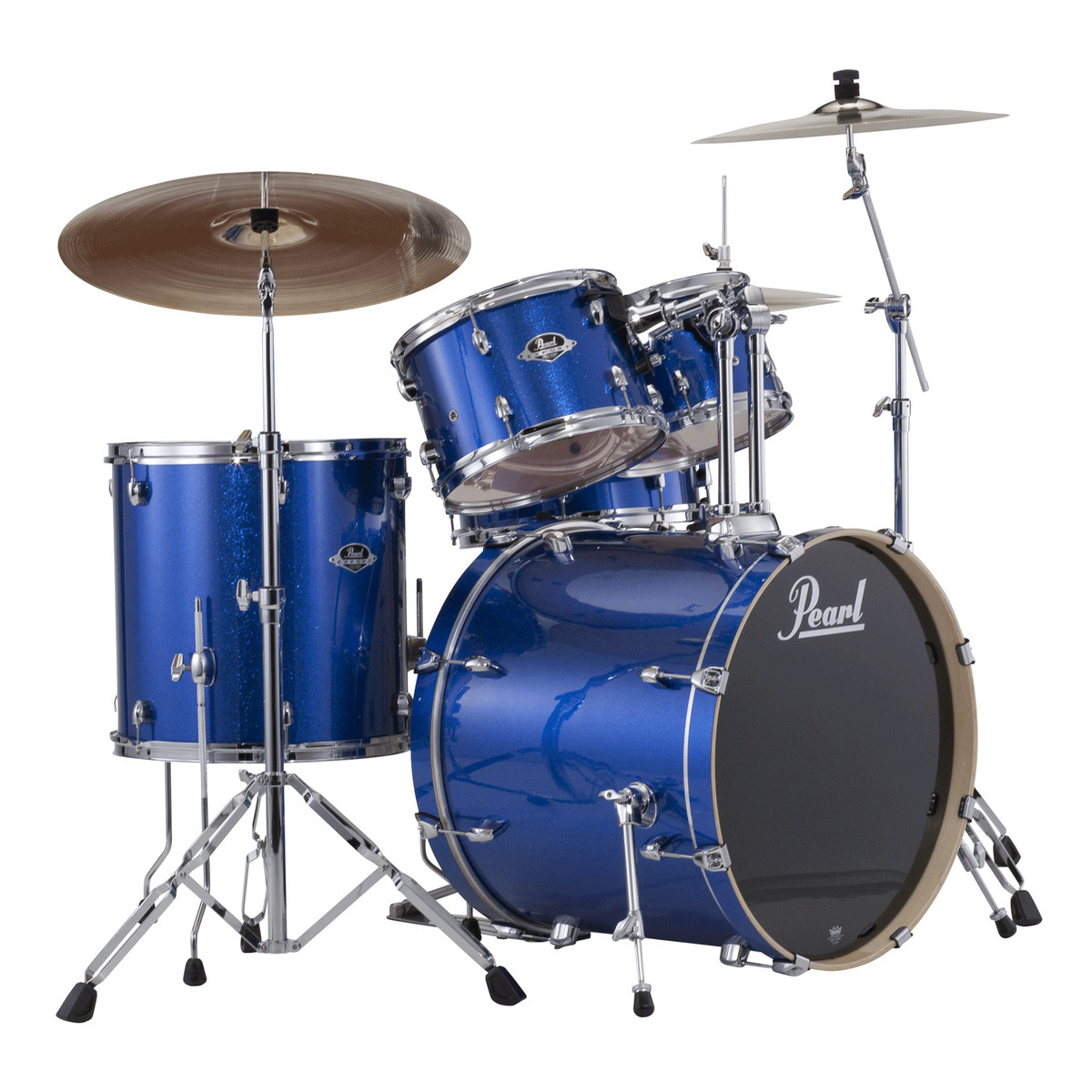 PEARL EXX 725 BLUE SPARKE FRONT