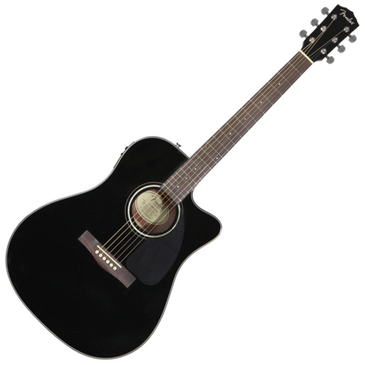 FENDER CD140SCE BLACK