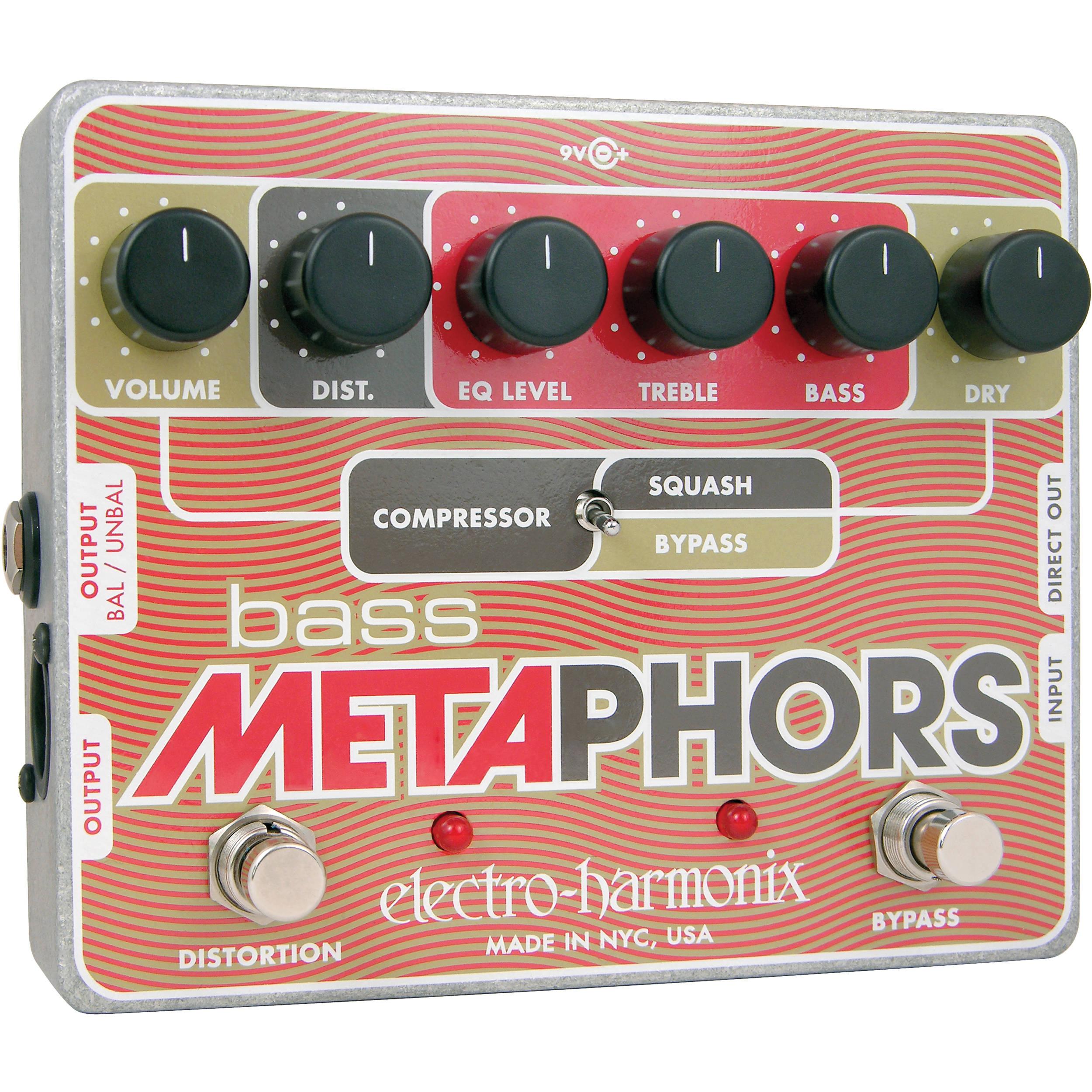BASS METAPHORS 1