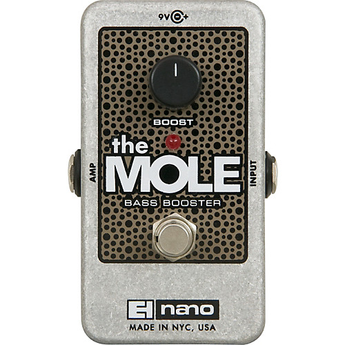 THE MOLE 1