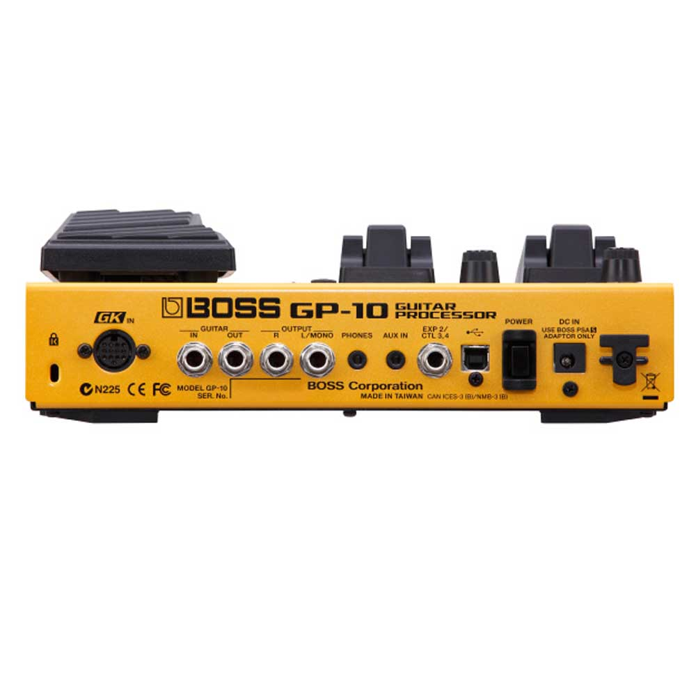 buy boss gp10 gk multi effects guitar processor or check online price in india euphonycart. Black Bedroom Furniture Sets. Home Design Ideas