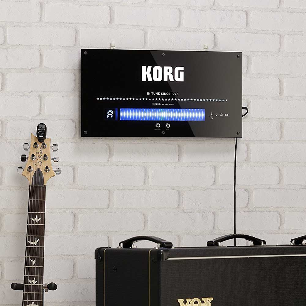 Buy Korg Wdt 1 Wall Mount Tuner Or Check Online Price In