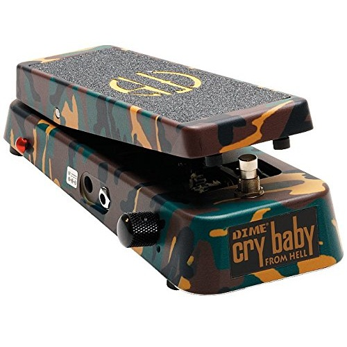Dunlop CryBaby DB01 Dimebag Signature Wah Pedal 6