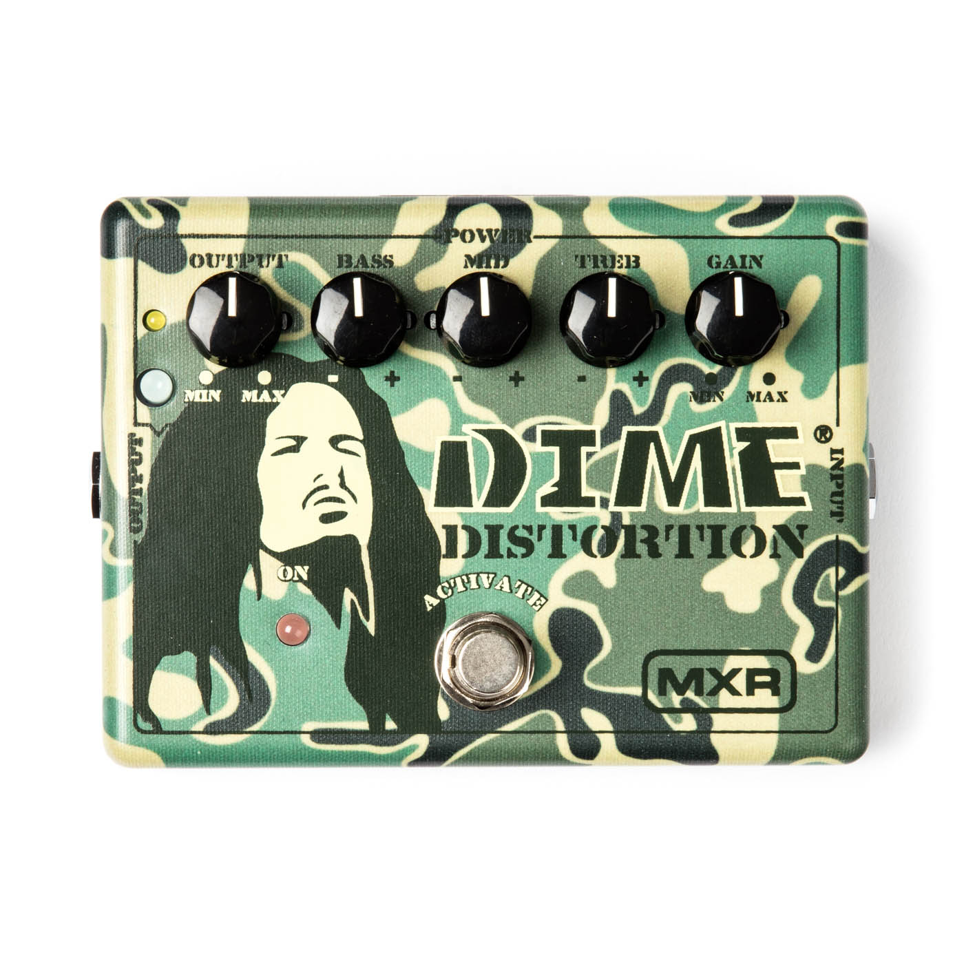 Dunlop MXR DD11 Dime Distortion 1
