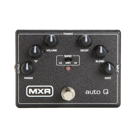 Dunlop MXR M120 Auto Q Pedal