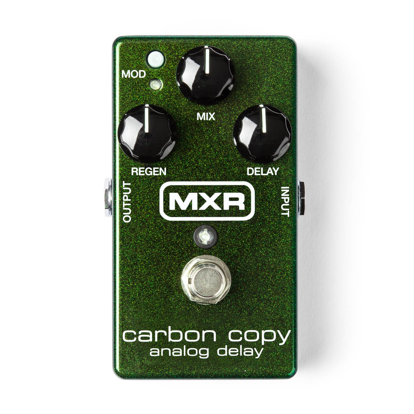 Dunlop MXR M169 Carbon Copy Analog Delay 1
