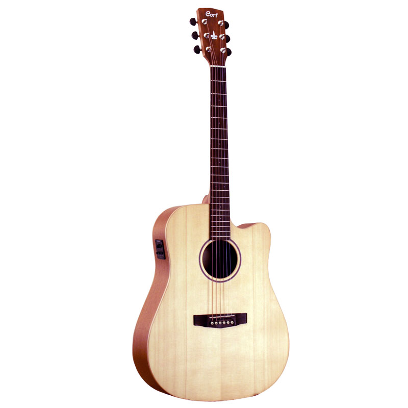 CORT EARTH-GRAND CF CUTAWAY ACOUSTIC GUITAR