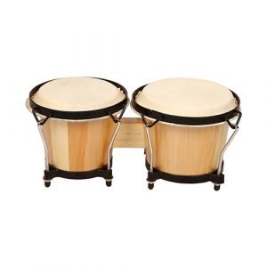 Kadence Bongo, Natural Finish