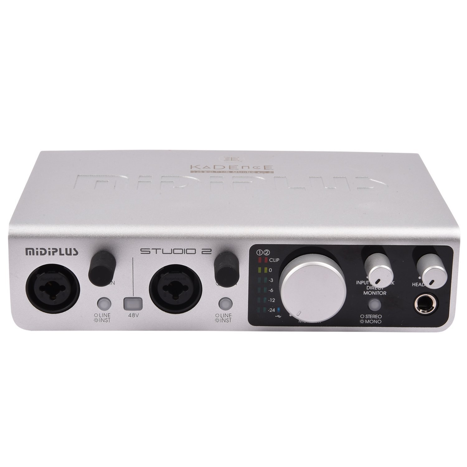 Kadence Midiplus Audio Interface-2 2