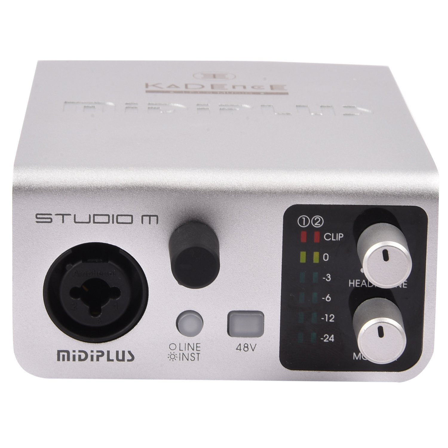 Kadence Midiplus Audio Interface -M 2
