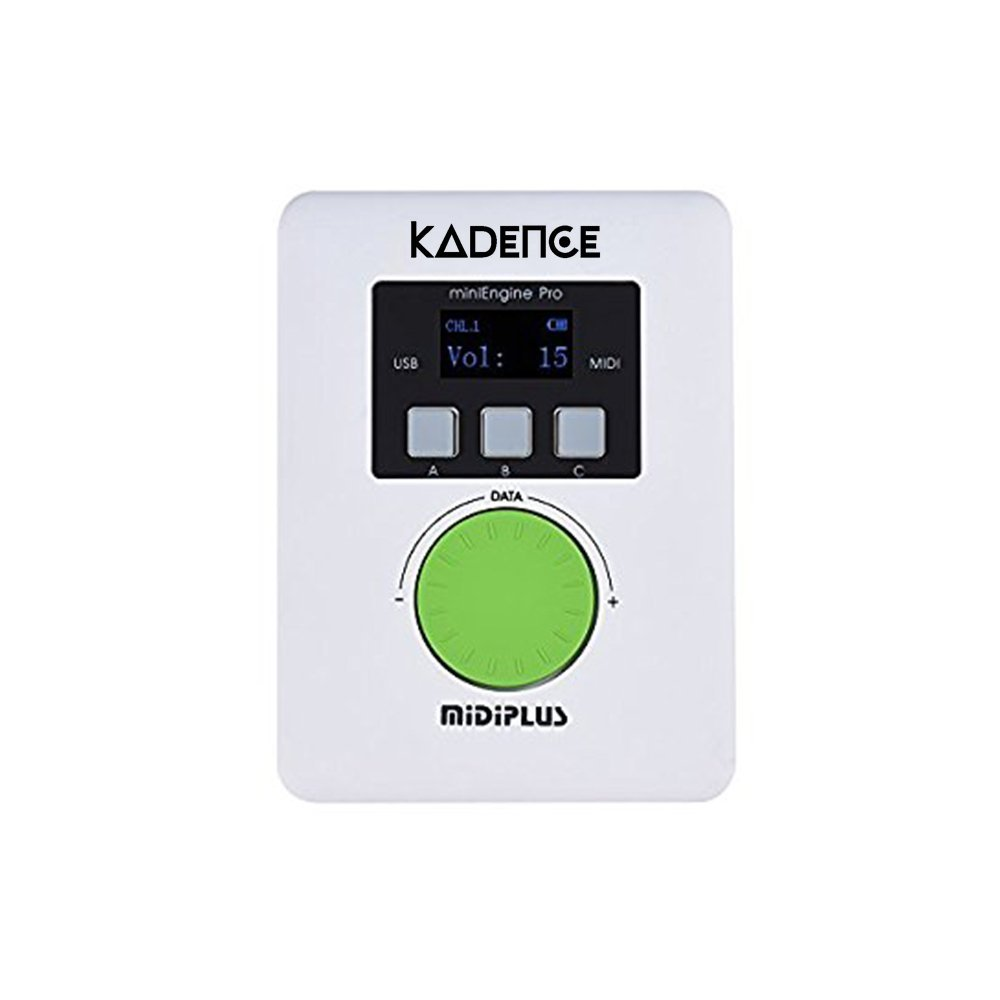 Kadence Midiplus Mini Engine USB MIDI Sound Module