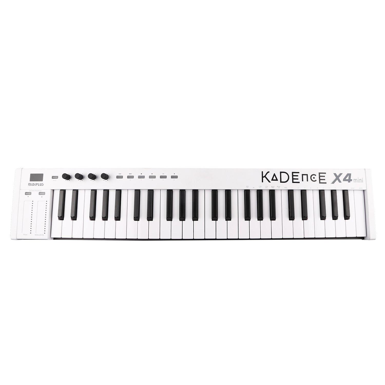 Kadence Midiplus X-4, 49-Key MIDI Keyboard Controller 1