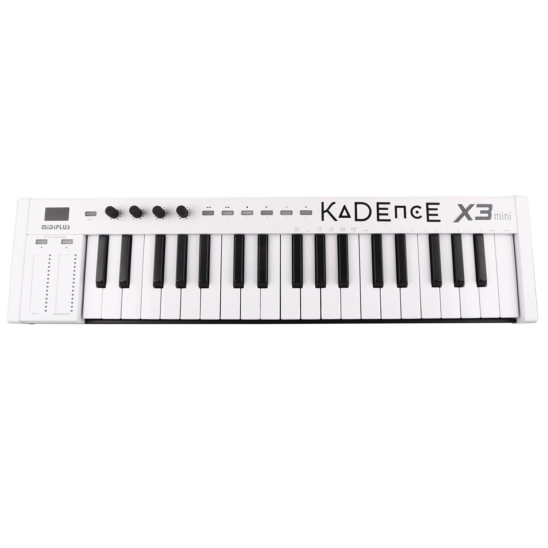 Kadence Midiplus X3, 37-Key MIDI Keyboard Controller 1