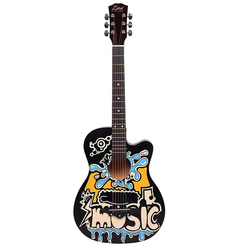 Kadence Zabel ZBTR10 Acoustic Guitar