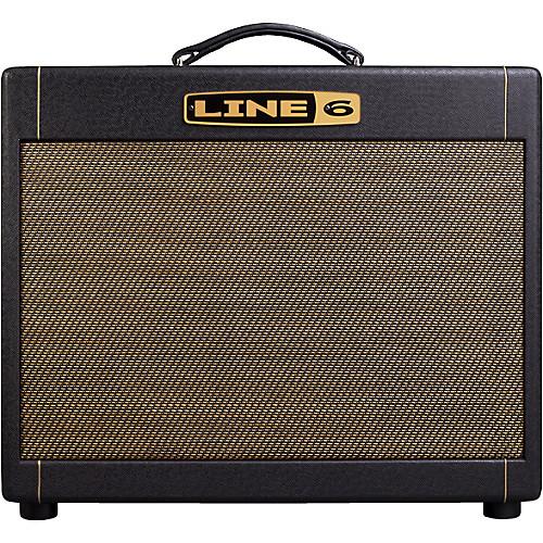 Line 6 DT25, 25 Watt Tube Guitar Combo Amplifier 1