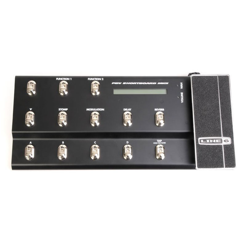 Line 6 FBV Shortboard MkII Foot Controller 1