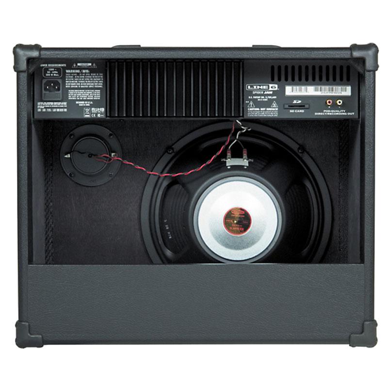 Line 6 Spider Jam, 75W 1X12 Electric Guitar Combo Amplifier