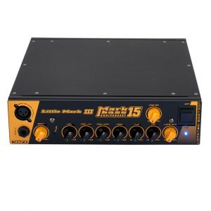 Markbass Litle Mark III 15Th Anniversary Bass Amp Head 1