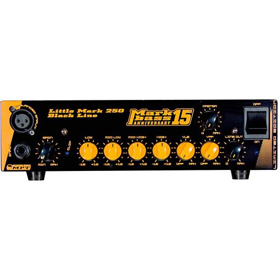 Markbass Little Mark 250 15Th Anniversary Bass Amp Head 1
