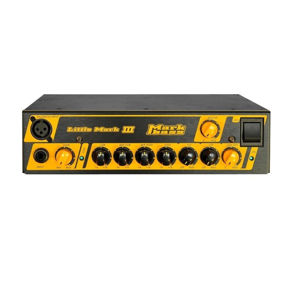 Markbass Little Mark III Bass Amp Head 1