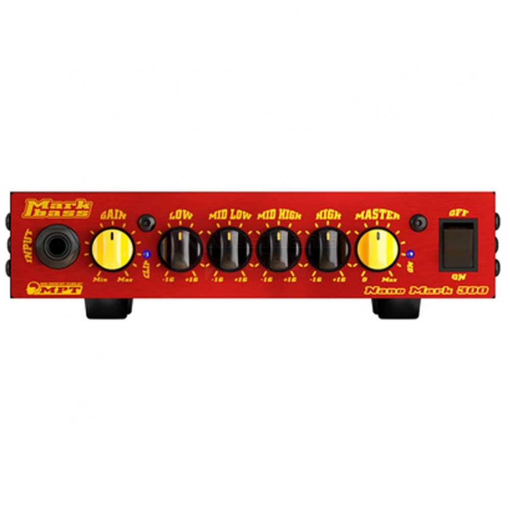 Markbass Nano Mark 300 Bass Amp Head 1