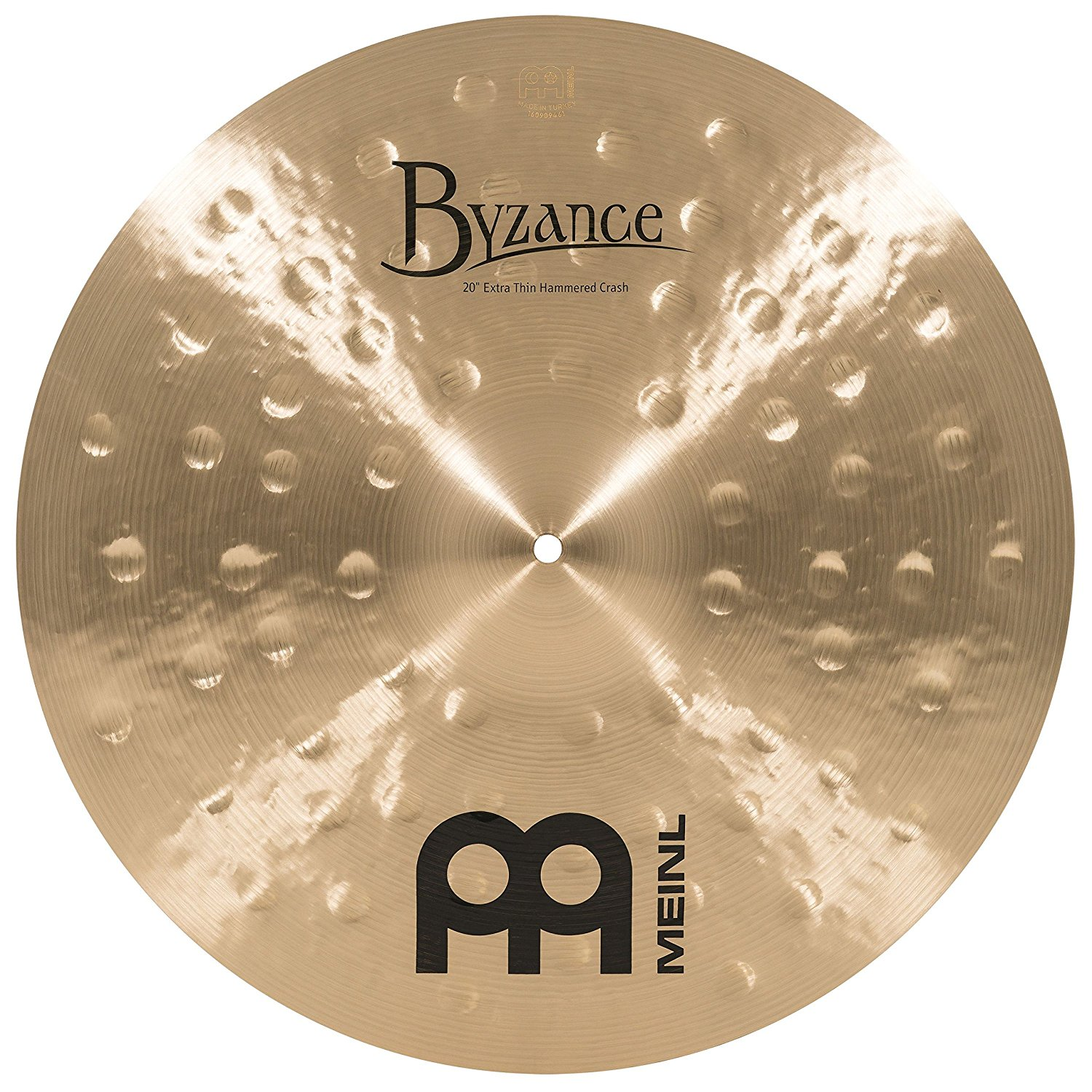 Meinl B20ETHC Extra Thin Hammered Crash