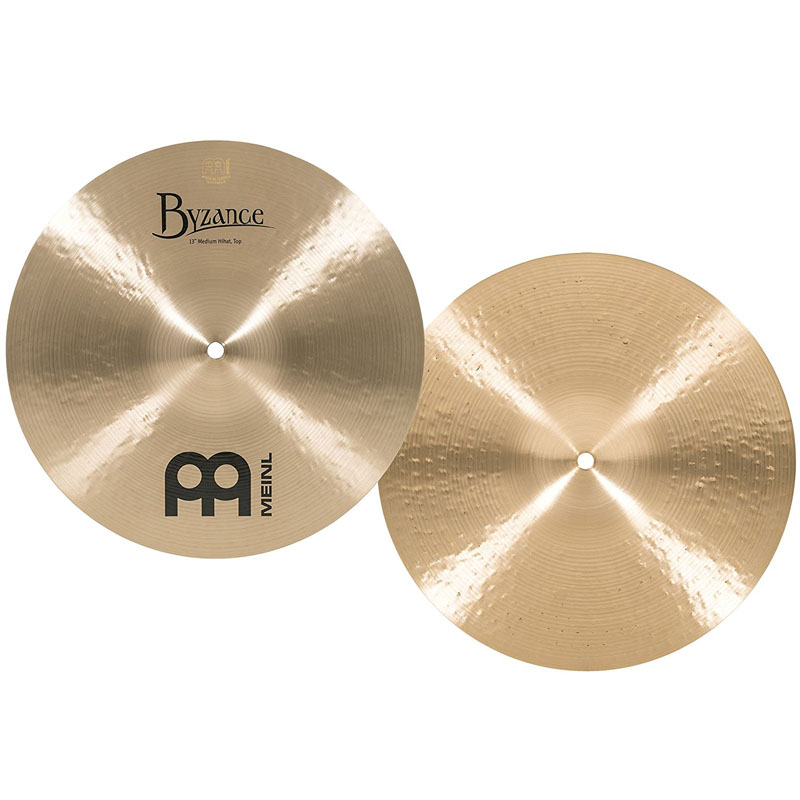 Meinl Byzance B13MH Medium Hi-hat