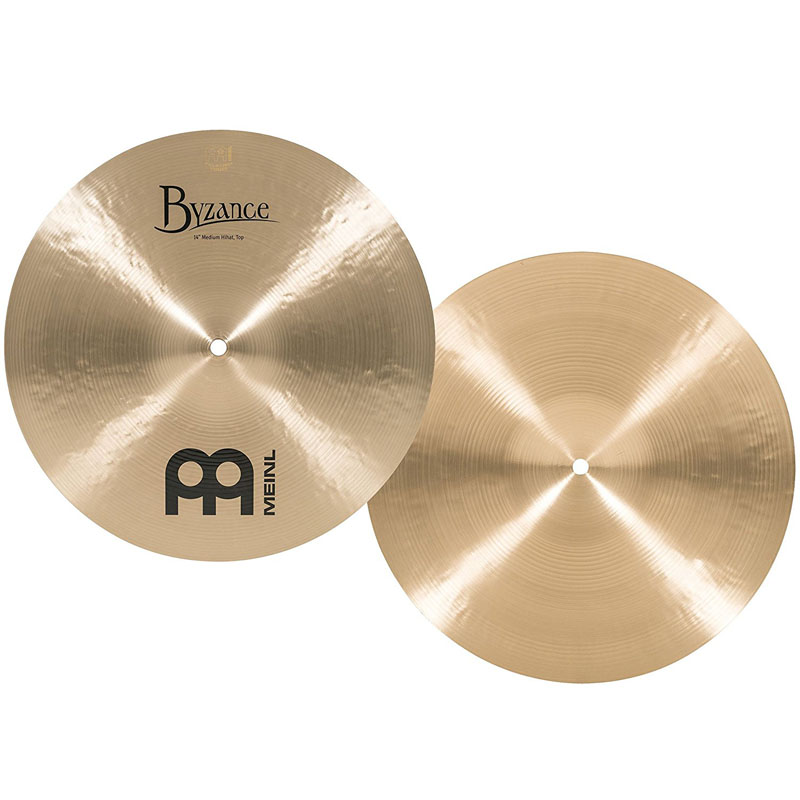 Meinl Byzance B14MH Medium Hi-hat