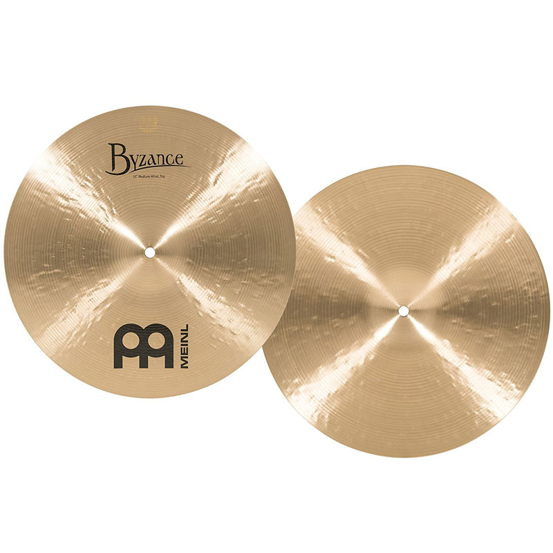 Meinl Byzance B15MH Medium Hi-hat