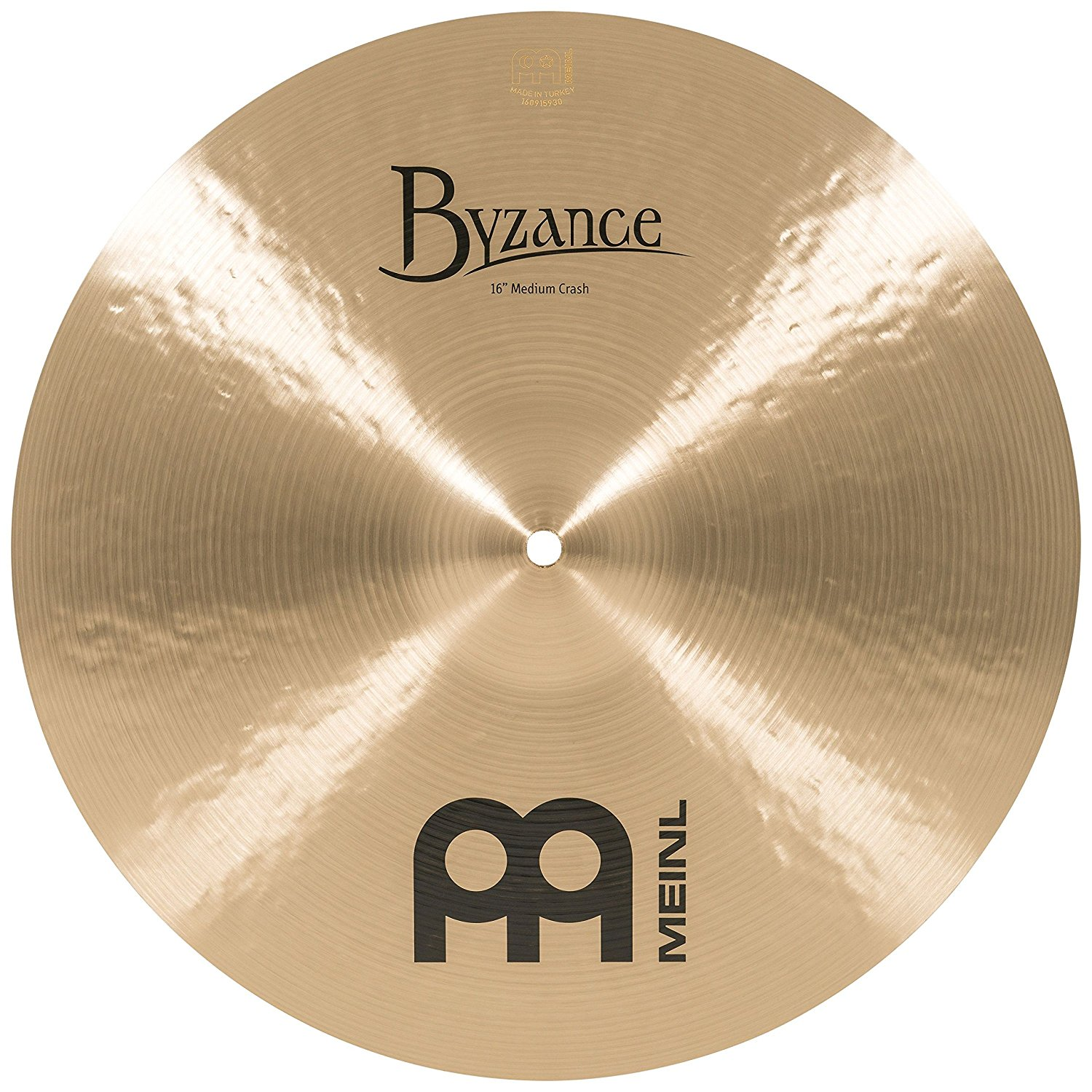 Meinl Byzance B16MC Medium Crash