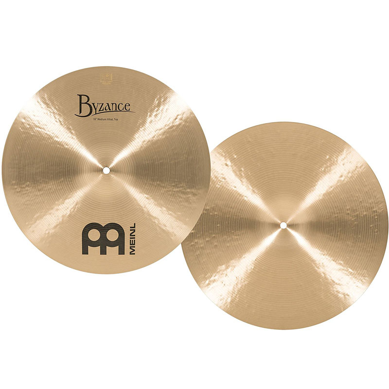 Meinl Byzance B16MH Medium Hi-hat