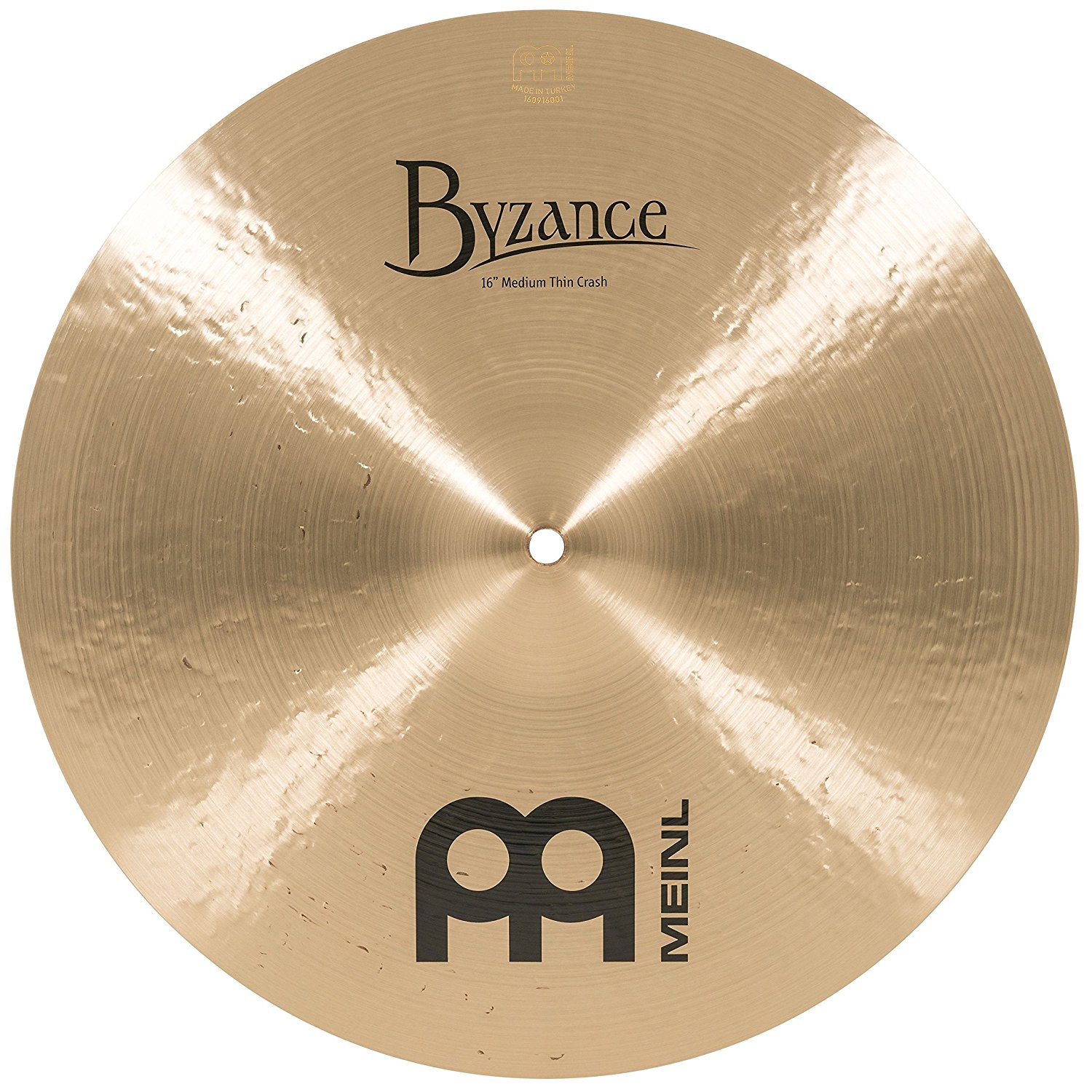 Meinl Byzance B16MTC Medium Thin Crash
