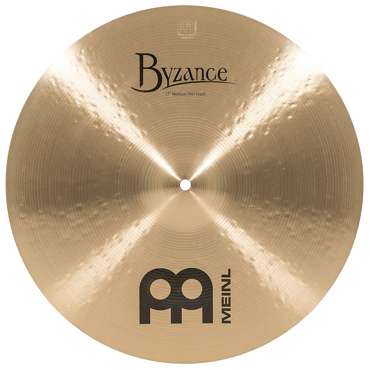 Meinl Byzance B17MTC Medium Thin Crash