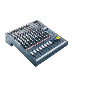 Soundcraft EPM 8 channel mixture console