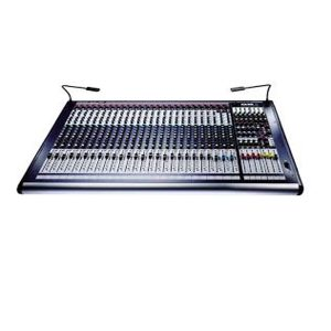 Soundcraft GB4 24 channel mixer