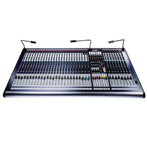 Soundcraft GB4 32 channel mixer