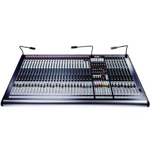 Soundcraft GB4 40 channel Mixture Console