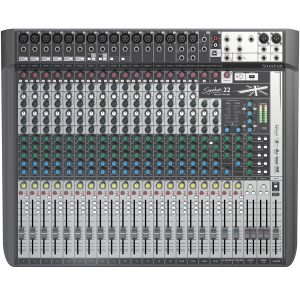 Soundcraft Signature MTK22