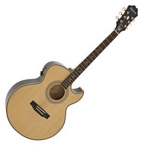 Epiphone PR 5E Semi Acoustic Guitar