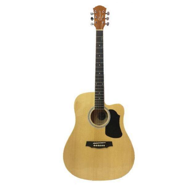 Granada Acoustic Guitar Dreadnought PRLD 14C Natural