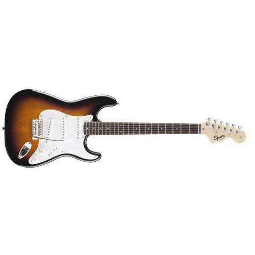 Fender Squier Affinity Strat Maple Neck 2ts
