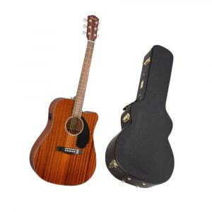 fender cd140sce with case