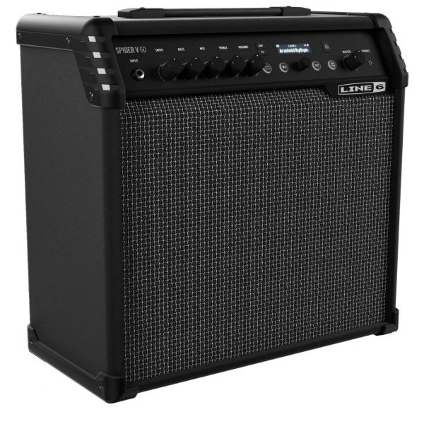Line 6 Spider Classic V 60 MK2 Combo Guitar Amp